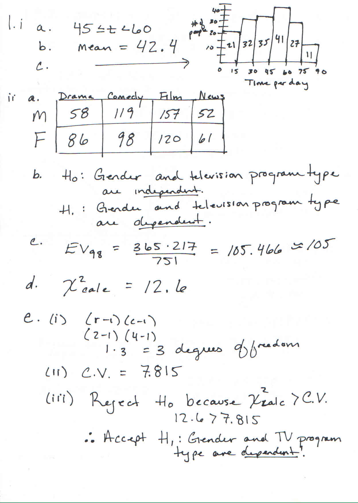IB Math Studies Morgan Park Math Phillips – Grade 9 Math Worksheet